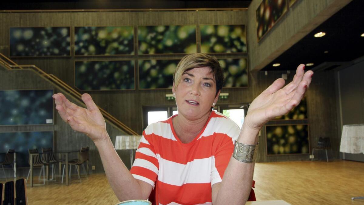 Gry Fuglestveit (Ap) er ordfører i Notodden kommune.