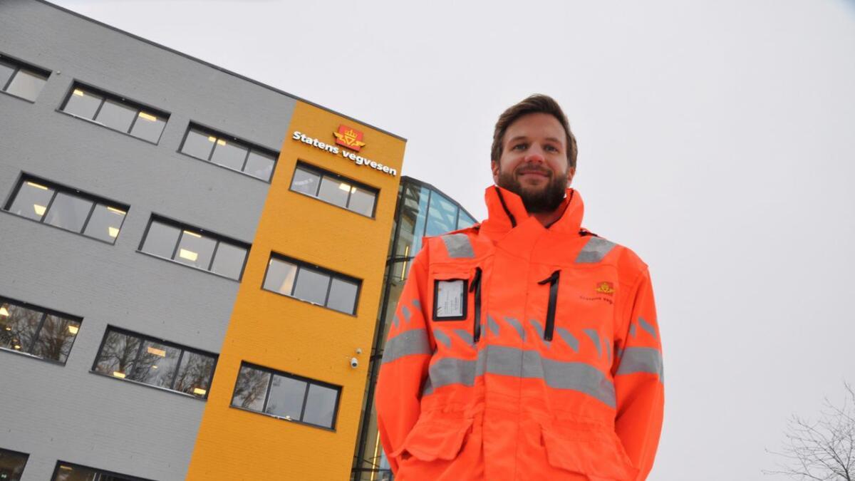 Brede Høygilt får ansvaret for de ytre riks- og fylkesveiene i Grimstad.
