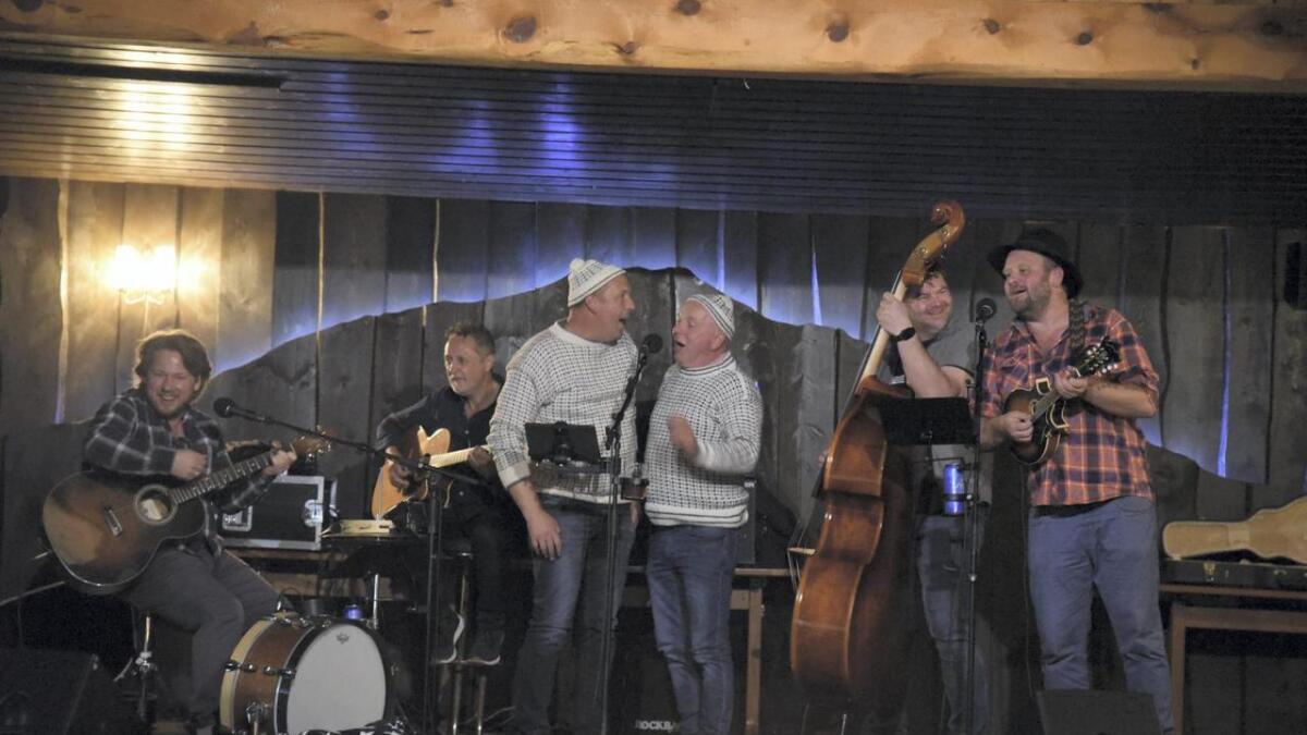 Hans Olav Molde, Jan Ove Morlandstø, Per Arne Moldøen, Nils Sortland, Frode Kvandal og Geir Ersland