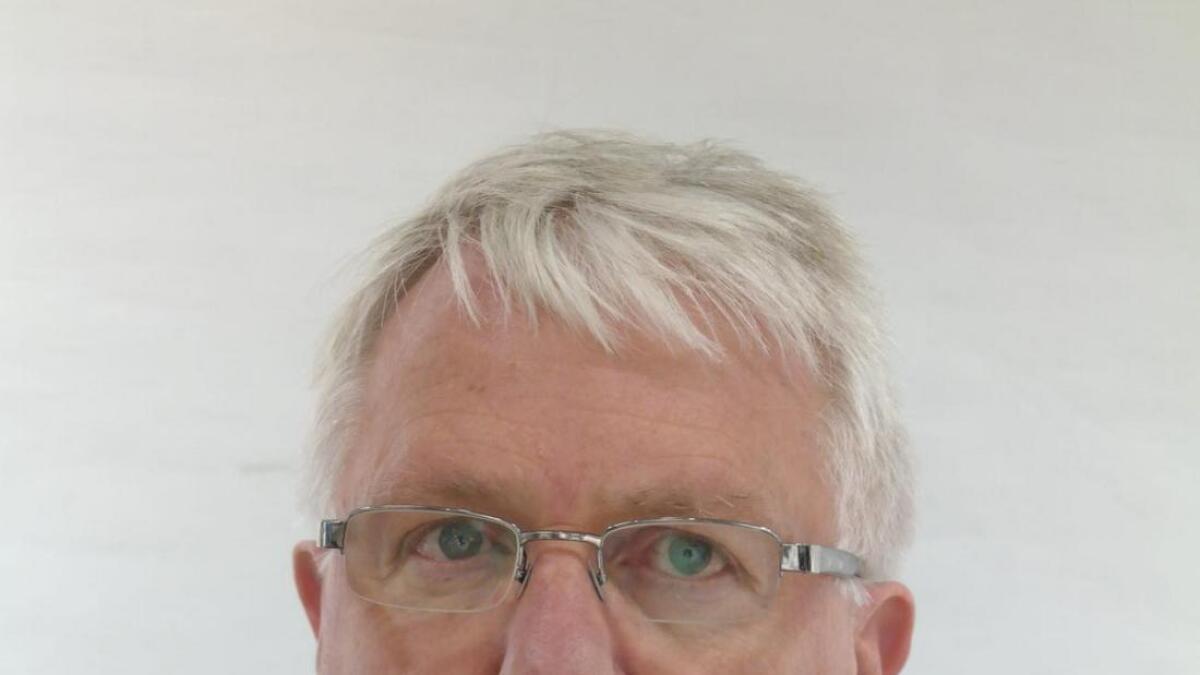 Avdelingsdirektør jernbane i Havarikommisjonen, Knut A. Olsen.