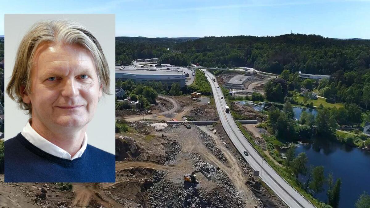 Nye Veier AS ansetter Magnus Johansen (53) som leder for trafikantnytte og drift.