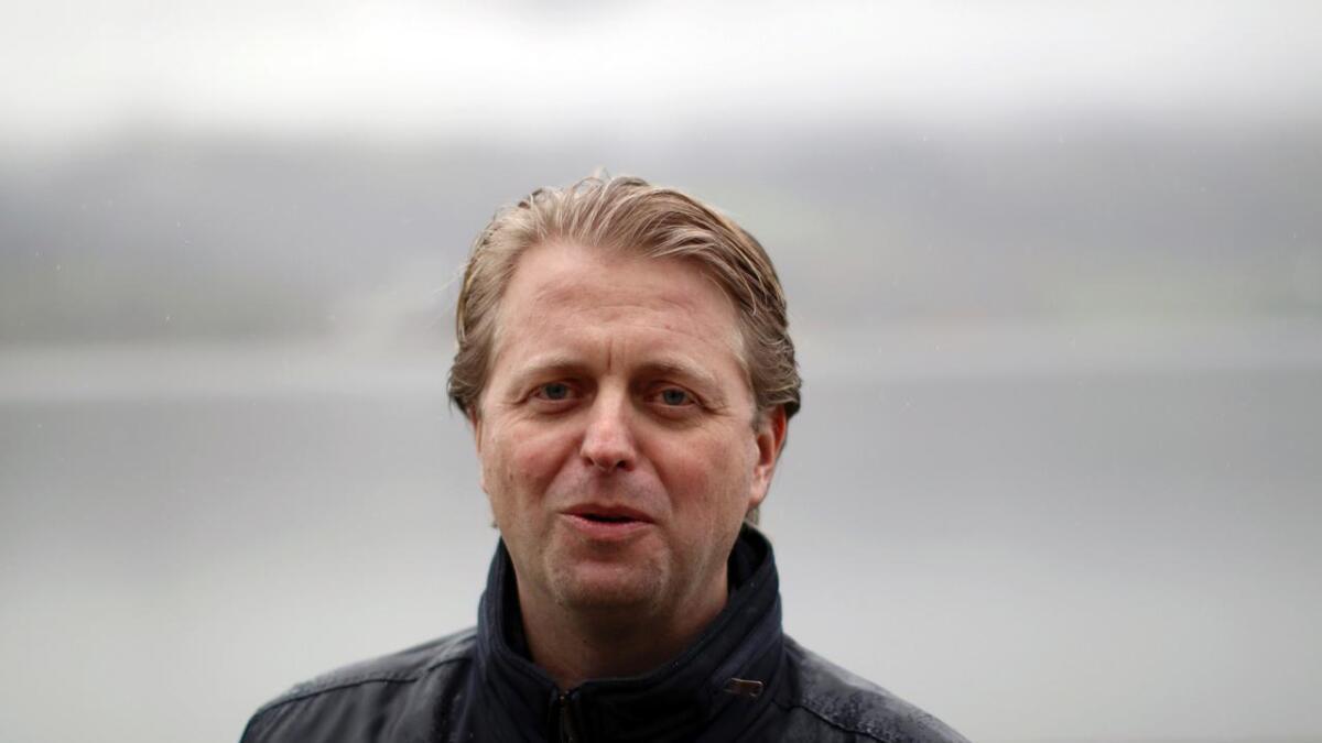 Arild M. Steine vert rådmann i Voss herad.