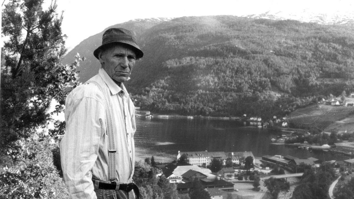 Olav H. Hauge og diktinga hans skal lokka bokinteresserte til den norske satsinga på bokmessa i Frankfurt.