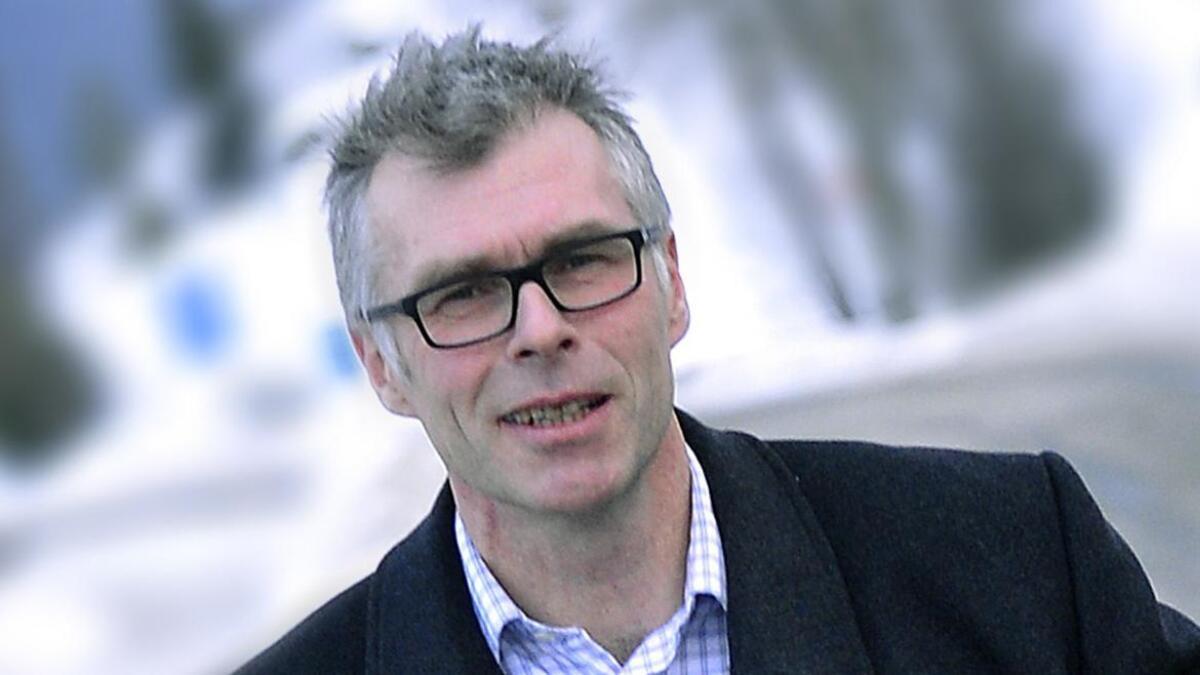 Jon-Rolf Næss (Ap), ordfører i Bykle.