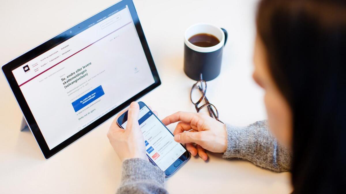 4. april 2018 blir skattemeldingen – det som tidligere het selvangivelsen – tilgjengelig på nett.