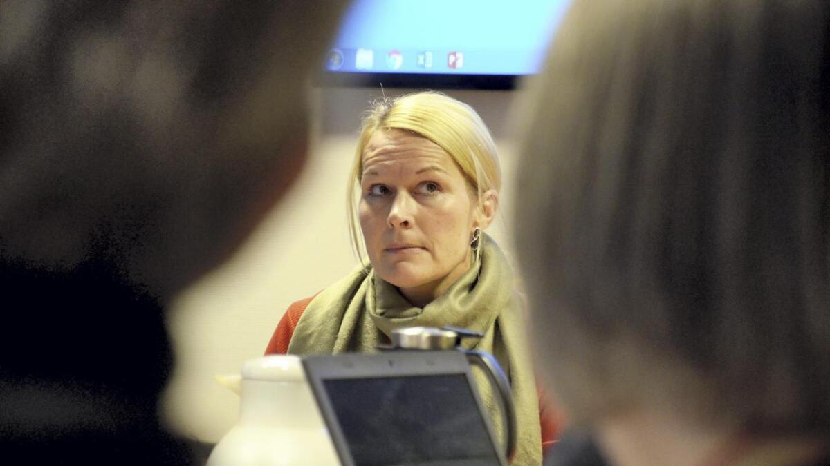 Ordfører Hedda Foss Five leder styringsgruppa som tar for seg formålsbyggene i Skien.