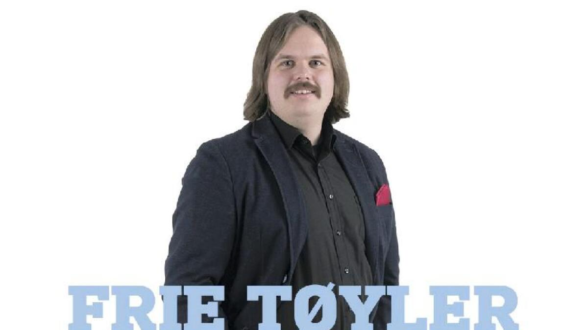 Journalist Tommy Simon Norum skriver om Tinder, nattdating og gamle sjekkereplikker i denne ukens utgave av Frie Tøyler.