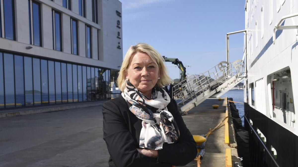 – Det er mange ulike forhold som påverkar den anslåtte veksten i frie inntekter frå 2019 til 2020 for enkelte kommunar. I hovudsak er dette andre forhold enn sjølve samanslåinga, skriv departementet her representert ved Kommunal- og moderniseringsminister Monica Mæland (H).