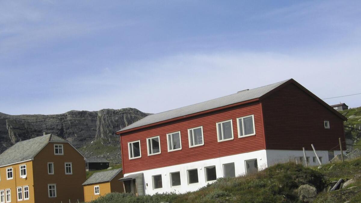 Ulvik har godkjent planar om å dela inn  Finse samfunnshus i fem husvære.
