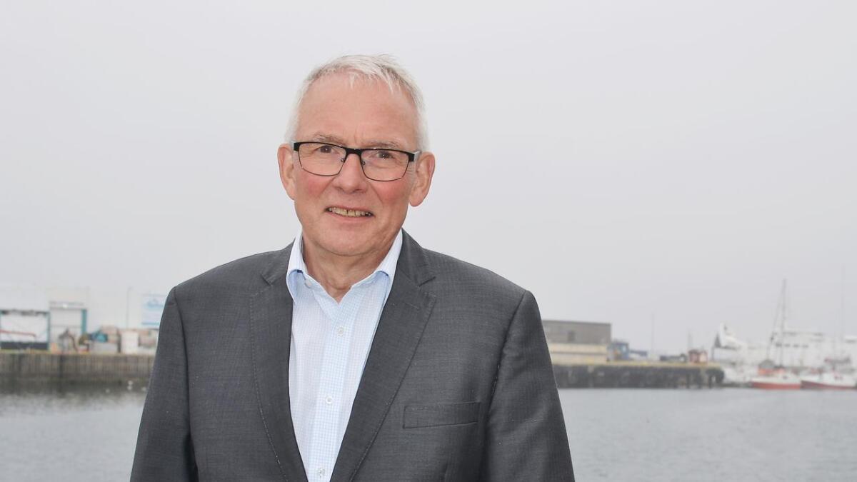 Jonni Solsvik spår et hektisk 2019, der man endelig får se resultater hva angår prosjekter som kan gi nye arbeidsplasser i Andøy.