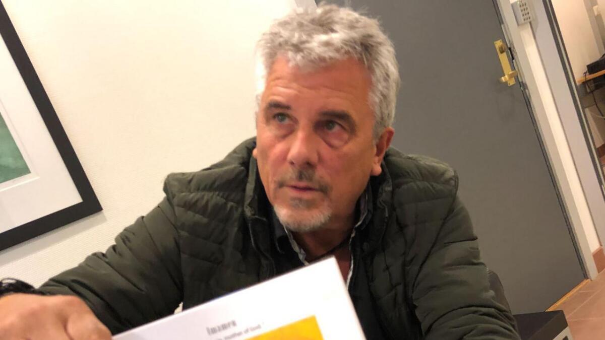 TV-kjendis Jarl Goli er slått personlig konkurs i Aust-Agder tingrett.