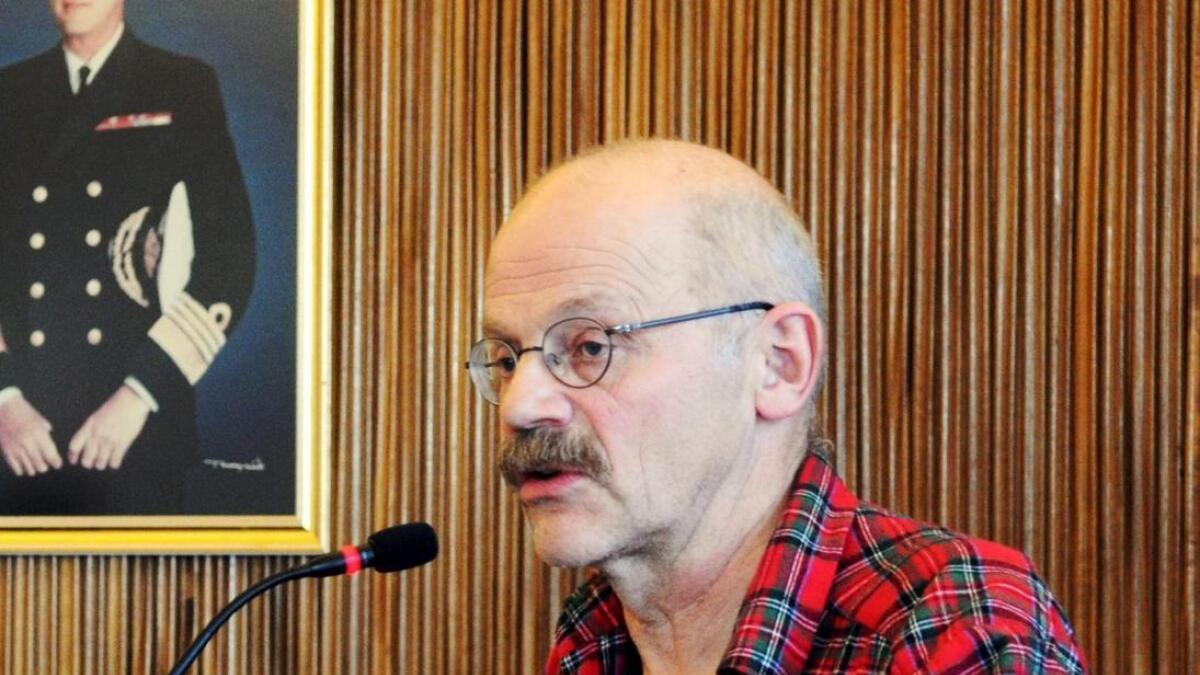 Christoffer Ellingsen i Rødt stiller krav dersom partiet skal stille seg bak Aps Tove Mette Bjørkmo som varaordfører.