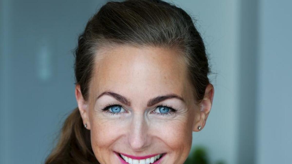 Mariann Deila lanserer bok nummer to i januar 2016.