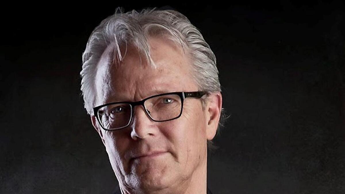 Jon Ultvedt  lektor, bluesmusiker, tidl. pastor