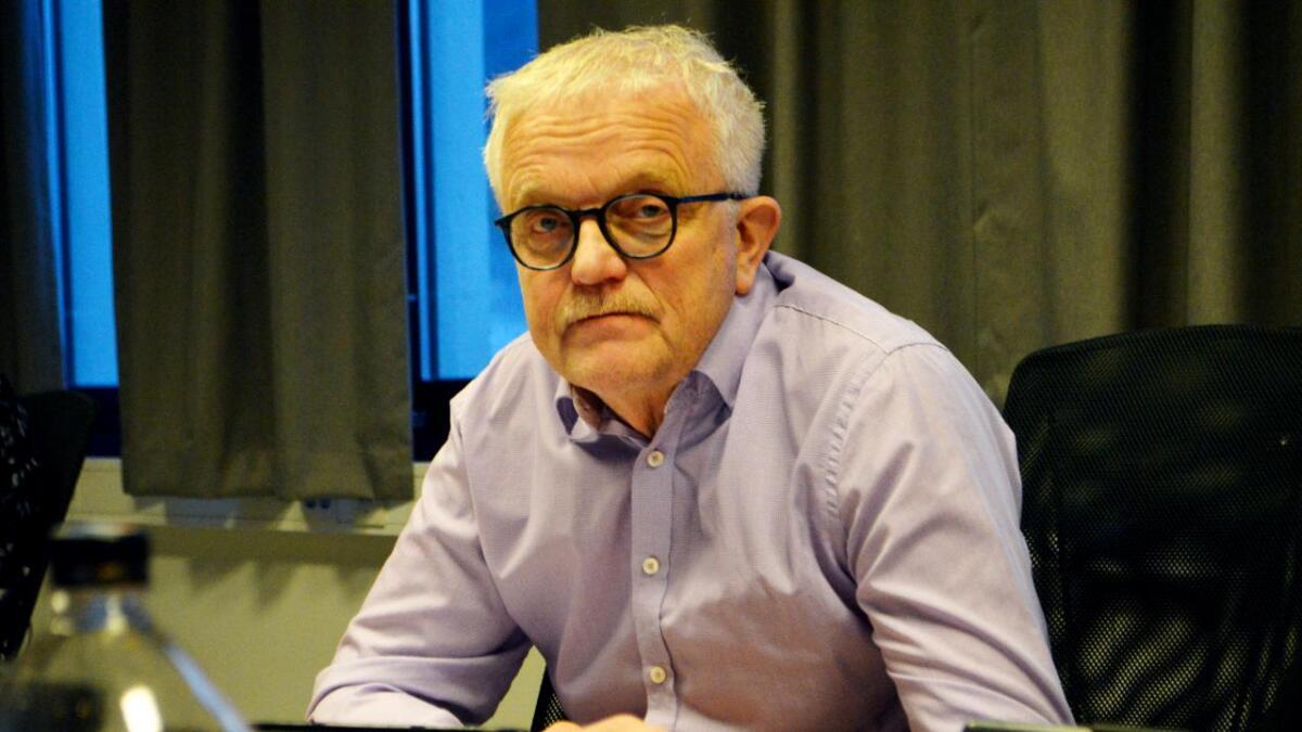 Jan Steffensen (MoS) fikk hele Hadsel formannskap med seg på et bud på 12 millioner kroner til grunneierne på Gullstadøya – med ekspropriasjon som eksplisitt ris bak speilet.