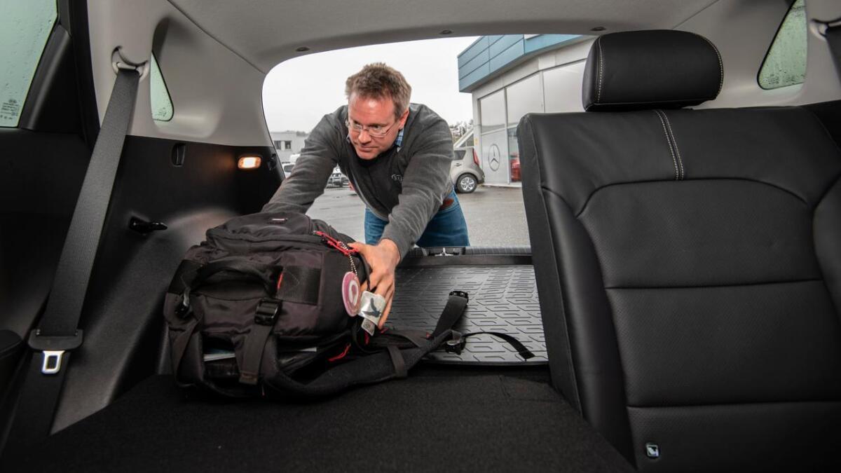 Børre Zeiffert mener det er viktig at du ikke bare prøvekjører en kort strekning, men bruker bilen som du ville gjort til vanlig.
