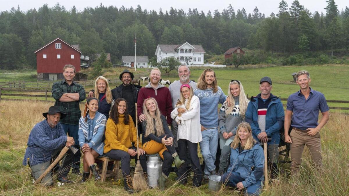 Her er årets deltakarar i Farmen 2019