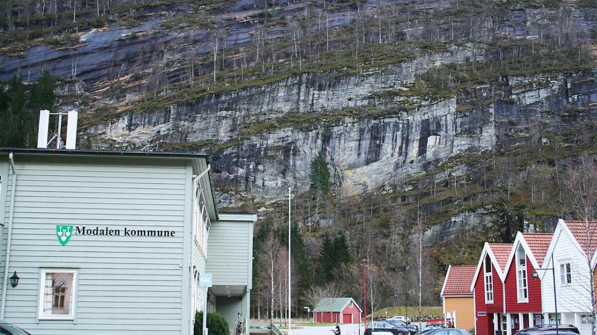 Likningstala viser at Modalen får inntekter frå skatteytarar i kommunen.