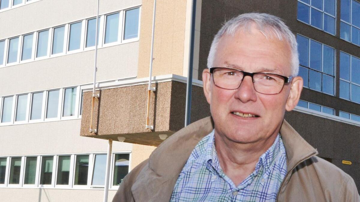 – Konsekvensene for utviklinga av sivil luftfart på Evenes må avklares umiddelbart, sier Jonni Solsvik.
