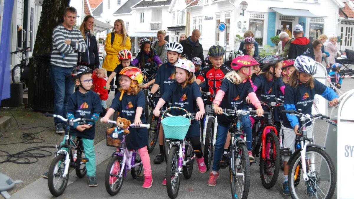 Sykkelplanen revideres for å gi større prioritet til trafikksikker vei der barn og unge ferdes på sykkel.