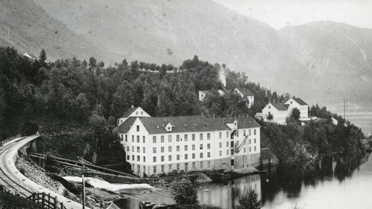 I 150 år har Vaksdal Mølle vore i rivande utvikling. Laurdag er det ope hus, og føredrag med mellom fleire Frank Aarebrot.