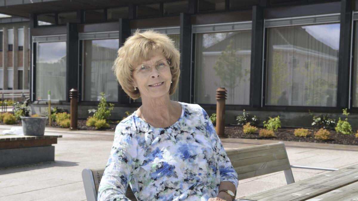 Etter åtte perioder som fast medlem i kommunestyret, blir Lillian Hansen første vara denne perioden.