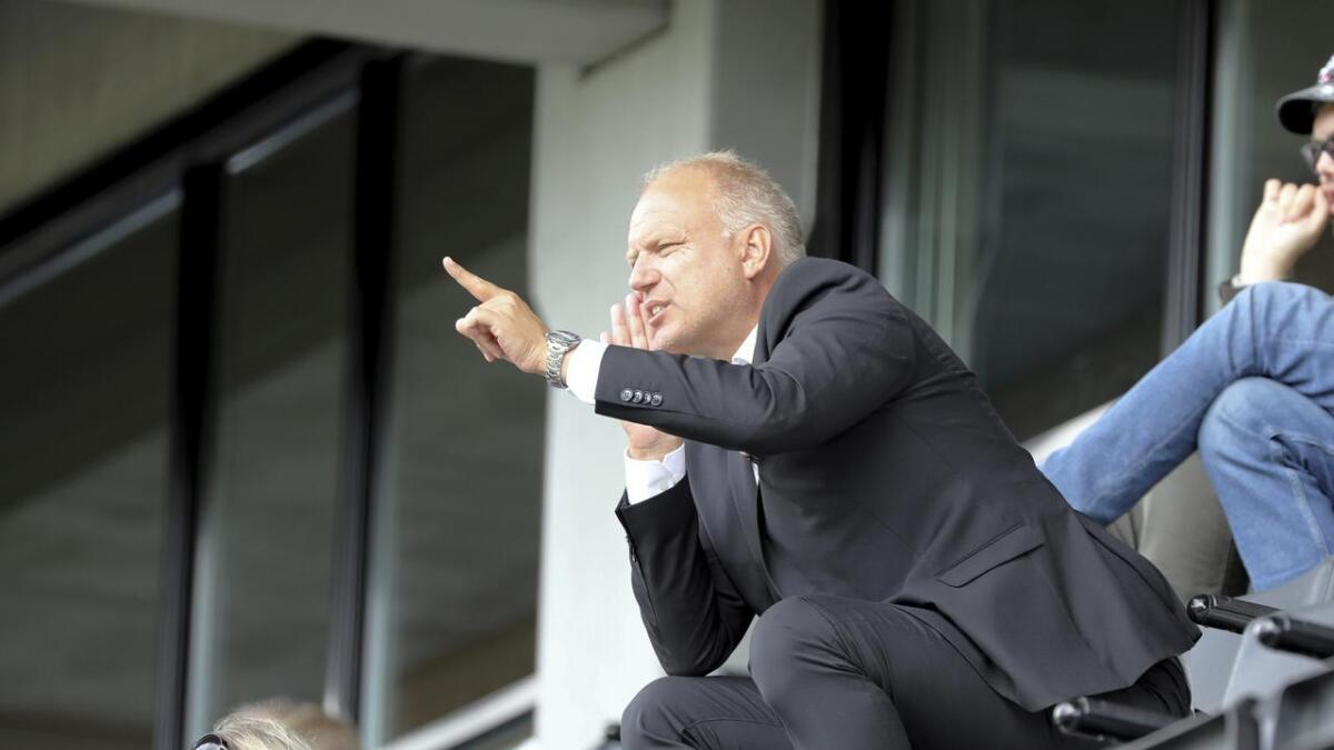 Dag-Eilev Fagermo svarer på kritikken fra fotballblogger Joacim Jonsson.