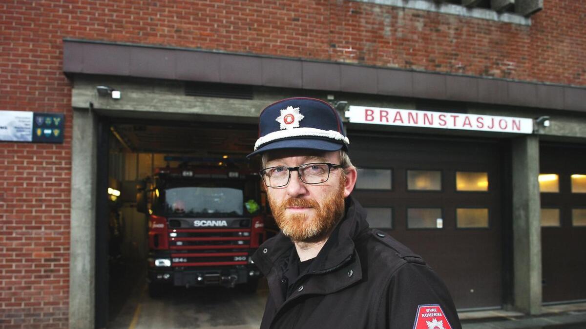Svein Solvang skriver litt om sin tid i brannvesenet i forbindelse med at brannsjef John Arne Karlsen slutter.