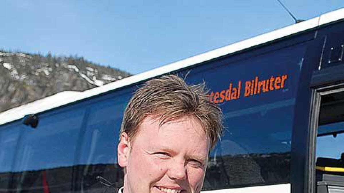 Trafikksjefen i L/L Setesdal Bilruter, Jan Oddvar Rysstad, Ap blir ny leiar i plan- og bygningsrådet i Evje og Hornnes.