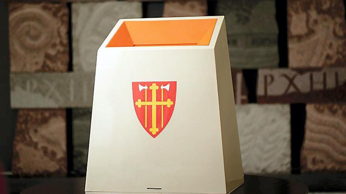 I år kan kirkemedlemmene velge mellom tre lister ved valget til bispedømmerådet i Agder og Telemark.
