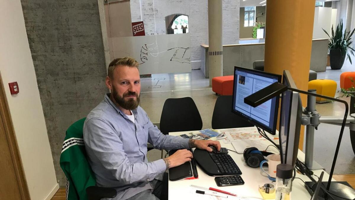 Svend-Åge Hedemand Strisland skal fra 2.12 2019 lede byggesaksavdelingen i Vennesla kommune. 8Foto Vennesla kommune