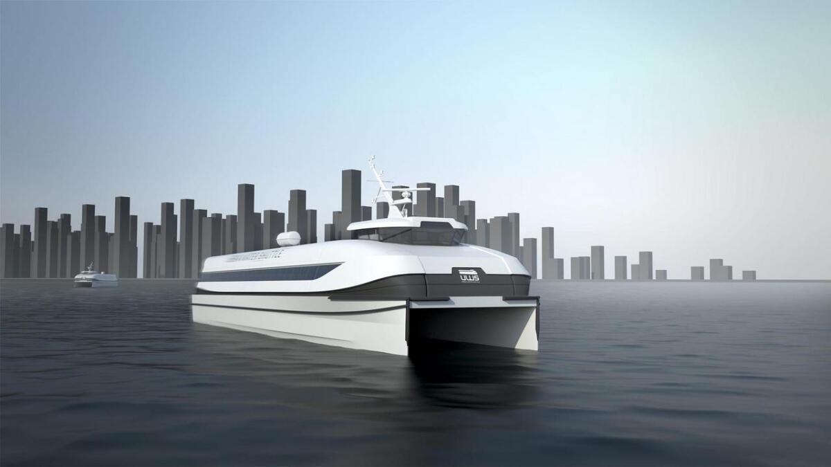 Dette er ein heilelektrisk hurtigbåt utvikla av selskap i NCE Maritime CleanTech – Wärtsilä, Fjellstrand, Servogear, Grenland Energy, CFD Marine og Hydro Extrusion.
