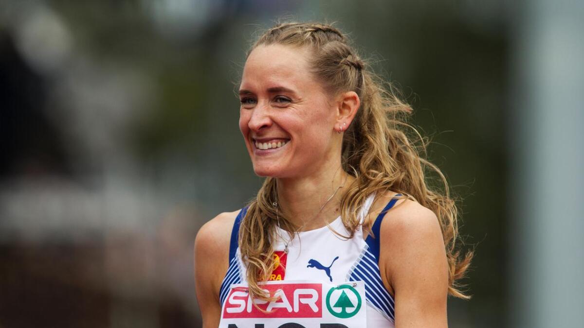 Hedda Hynne løp under VM-kravet, og har nå fått klarsignal til å reise til mesterskapet.