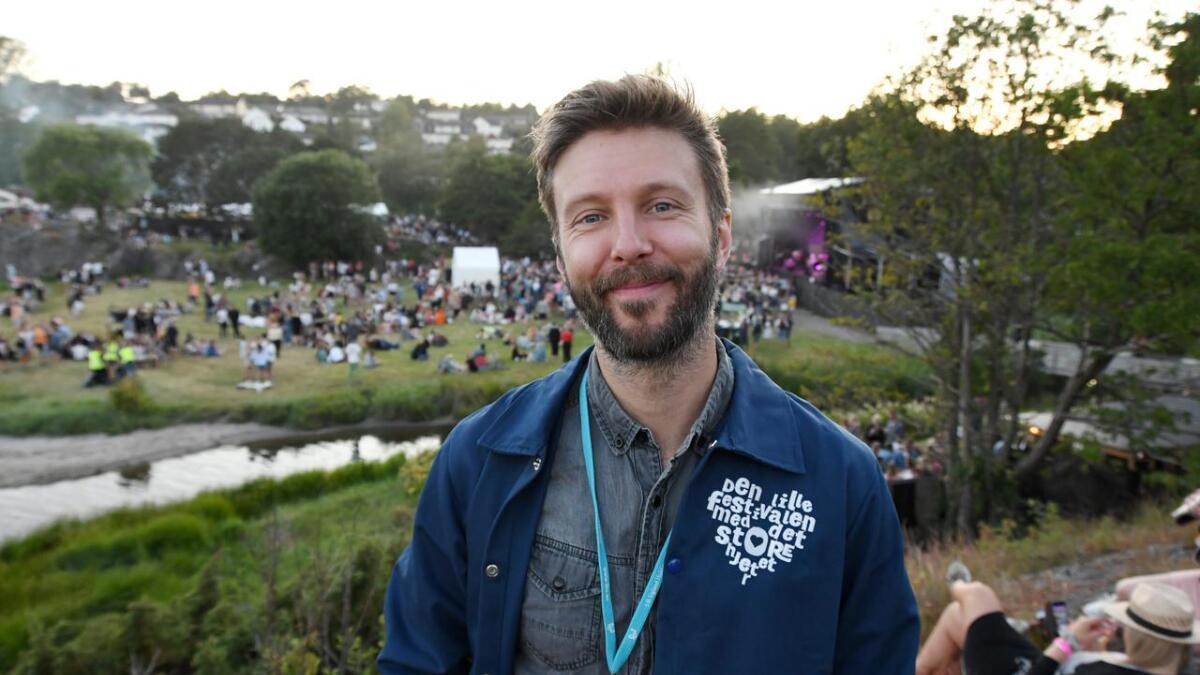 Mikal Vassbotn har god tro på ny Skral Festival neste år, til tross for at selskapet som eide 60 prosent av festivalen tirsdag gikk konkurs.
