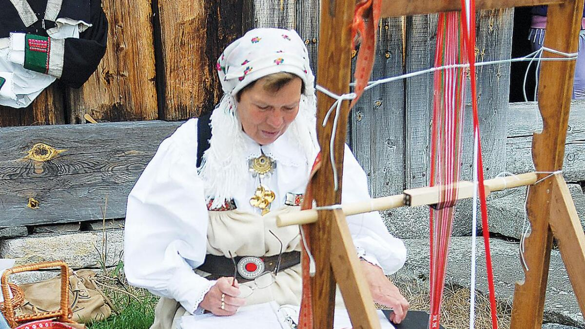 Bygland husflidslag har gjort det til tradisjon å arrangere Lislefarmen på Bygland i august kvart år. Laurdag er det folkefest igjen.