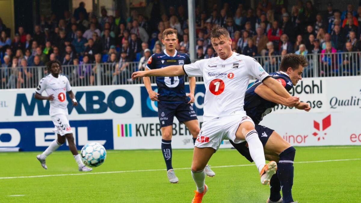 Odin Bjørtuft får sjansen i ankerrollen på midtbanen mot Bodø/Glimt.