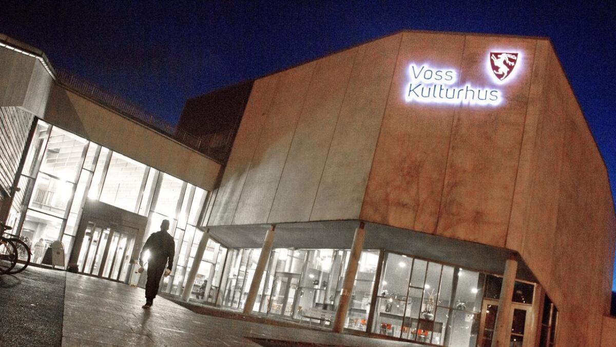 Det nye heradet vil truleg sponsa Voss kulturhus med 800.000 kroner årleg, mot at kommunen får nytta alle rom og salar i bygget gratis. Forslaget kjem frå administrasjonen, og skal no til drøfting hjå heradet sine folkevalde. Arkiv