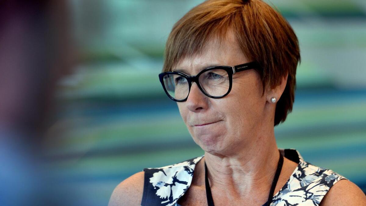 Det er flere politikere i Grimstad kommune som sliter med tilliten til rådmann Tone Marie Nybø Solheim