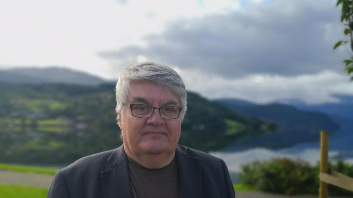 Harald Gorm Johnsen (SV) vil at Ulvik skal satsa på turisme og fritid, ut frå dei føresetnadene naturen har gjeve Ulvik.
