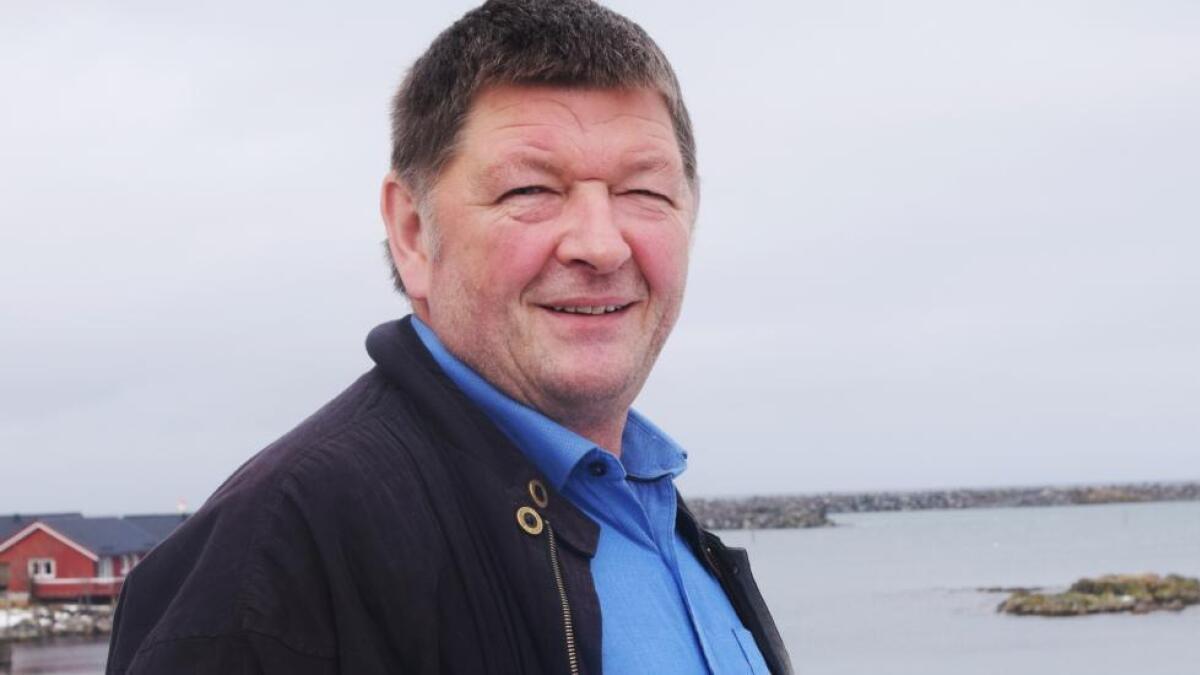 Ordfører Knut Nordmo (Sp) ber om at vg1 teknikk og industriell produksjon ved Andøy videregående skole ikke legges ned.
