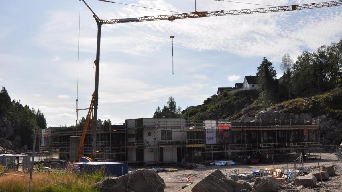 Det vil trolig ikke bli bygget enda et boligprosjekt lignende ROP-boligene på Lomtjønn, slik kommunen tidligere har varslet.