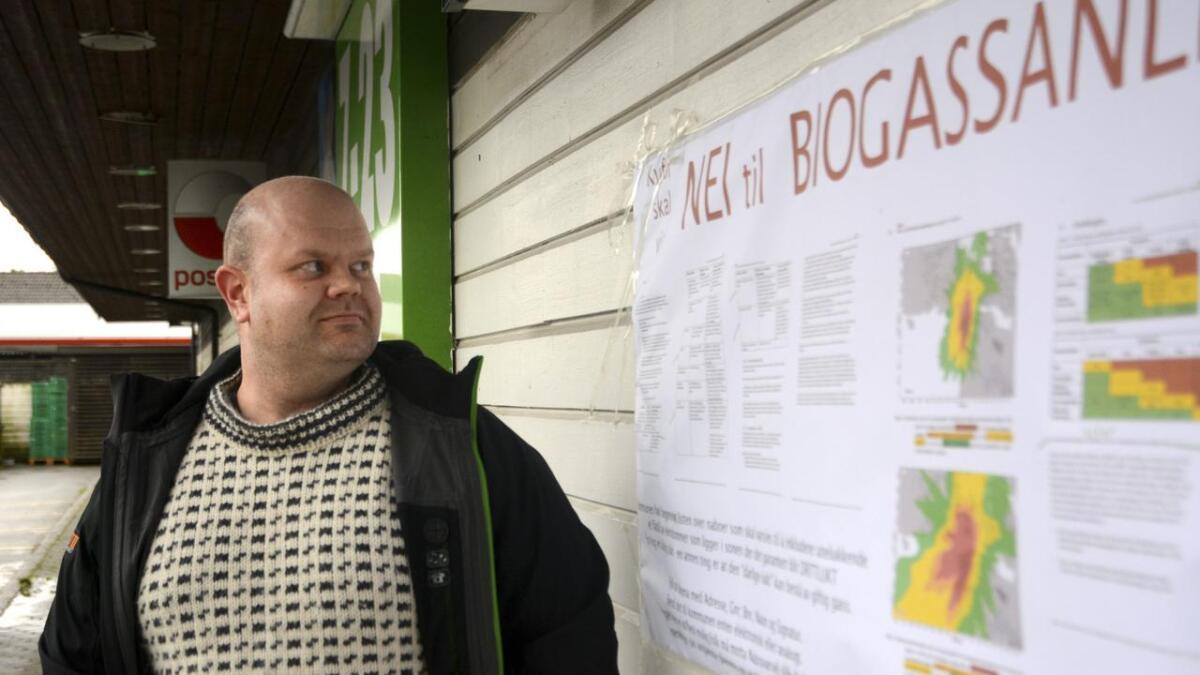 «Stord Frp har større ambisjonar for folketalsutviklinga i kommunen enn resten av kommunestyret», skriv Reinert Svanberg (Frp).