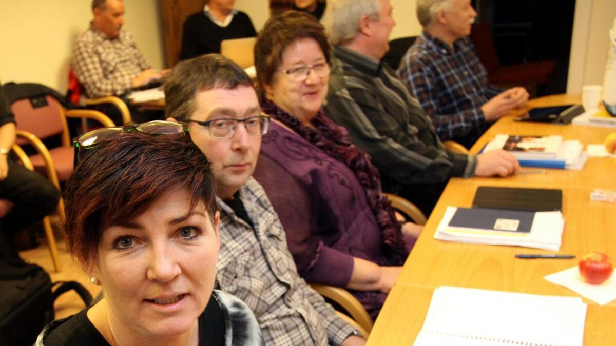 Gry Blöchlinger mener det er grobunn for et godt samarbeid på sentrum-venstre-siden på Notodden.