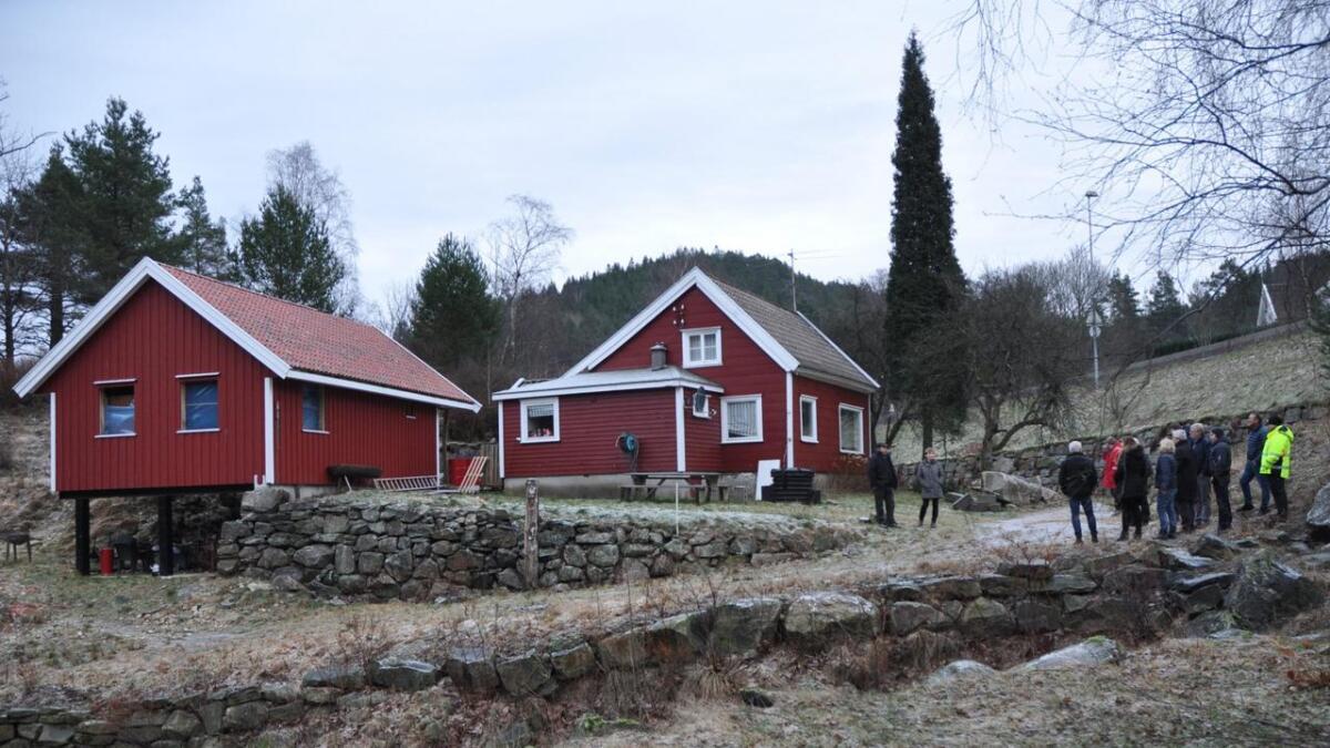Fylkeskonservatoren er ikke fornøyd, men kommunen mener det tiltakshaver skal gjøre i Holehaugen er bra nok.