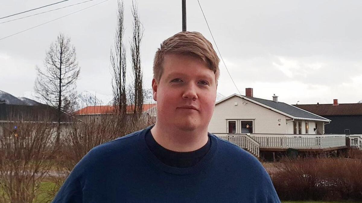 Jens Andre M. Birkeland filmet nordlyset – noe tusener vil se.
