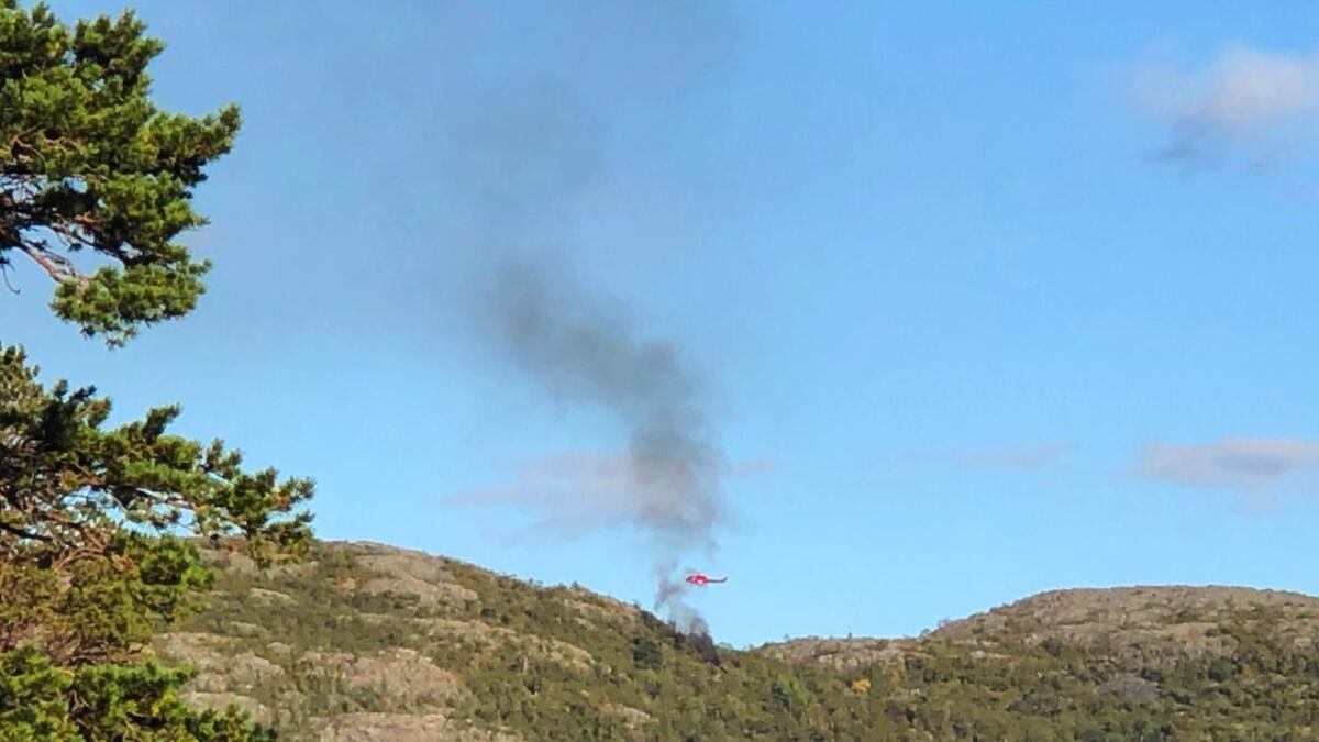 De første detaljerte undersøkelsene av ulykkeshelikopteret i Alta er gjennomført.