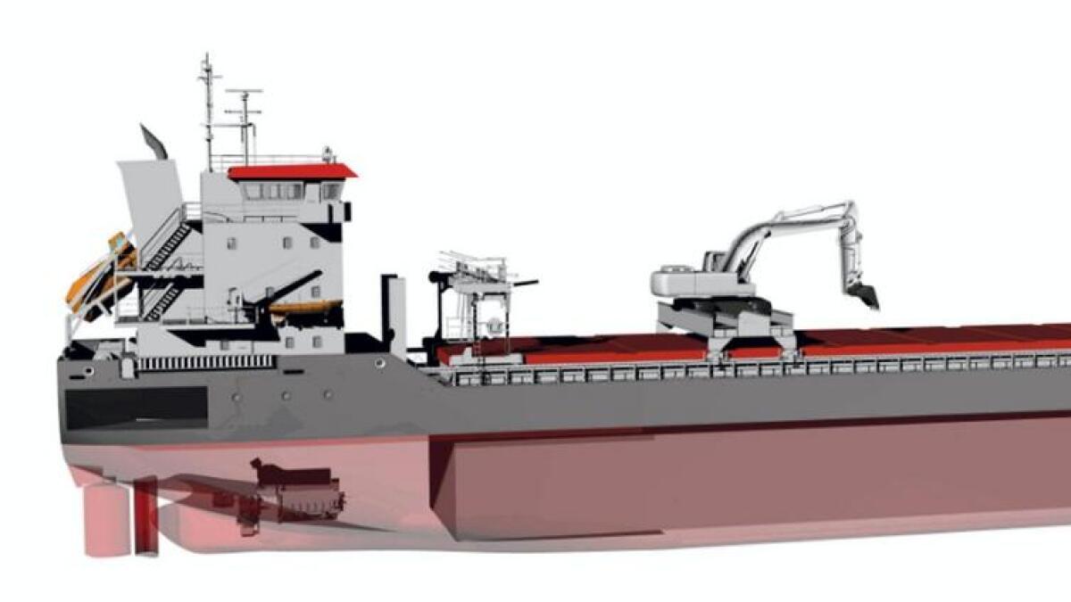 I 2021 skal dei to nye bulkskipa til Aasen Shipping vera ferdige. Skipa vil med den nye hybridteknologien både vera med å spara drivstoffkostnadar, og redusere utslepp.