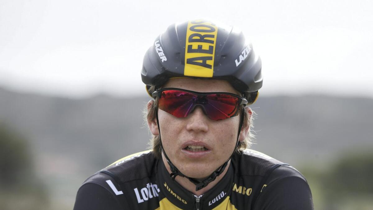 Amund Grøndahl Jansen. Privat foto