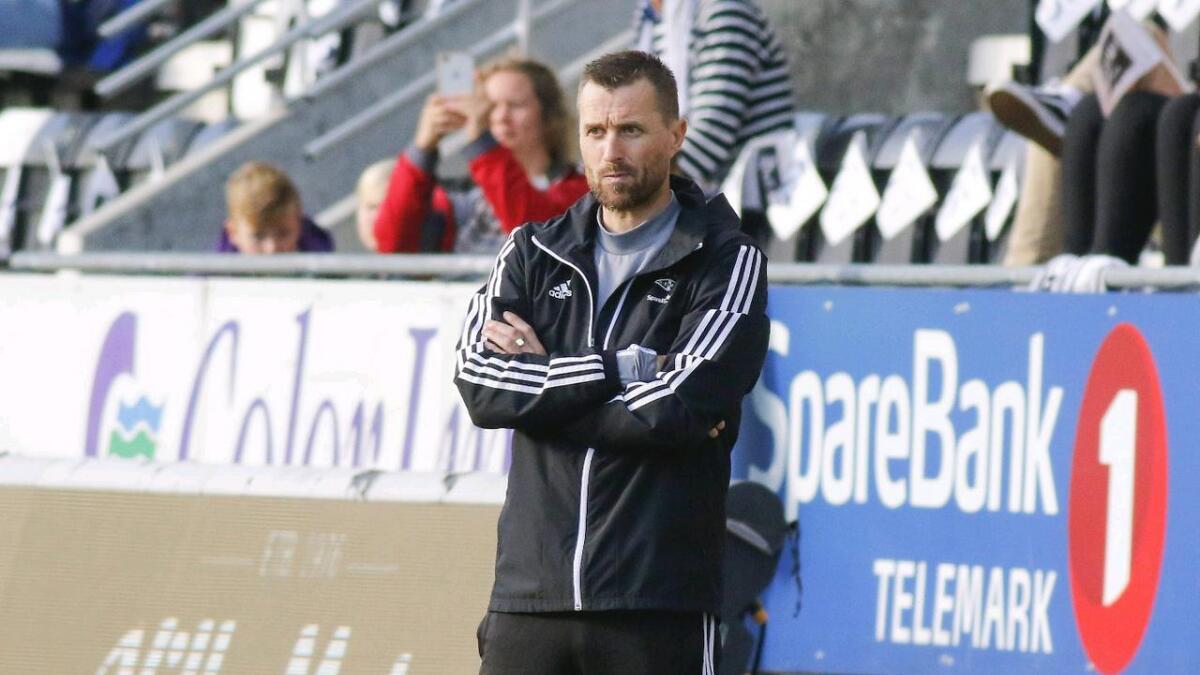 Odd er med i konkurransen, mener RBK-trener Eirik Horneland.