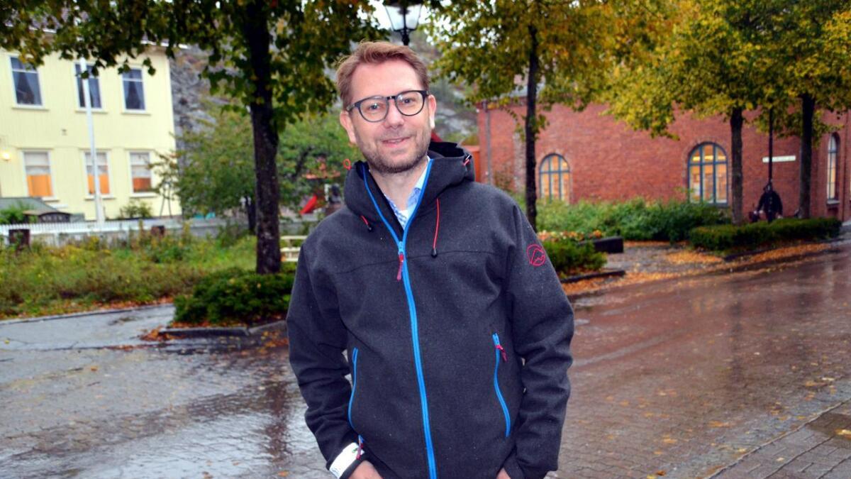 Gunnar Edvard N. Gundersen vil ha Kjetil Glimsdal (KrF) som ordfører også de neste fire årene.